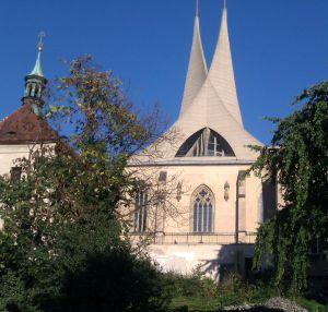Prag Emmauskloster